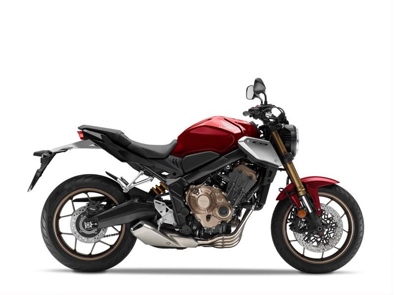 Model update 2021 Honda CB650R 2 Model update 2021 Honda CB650R new fork and Euro 5!