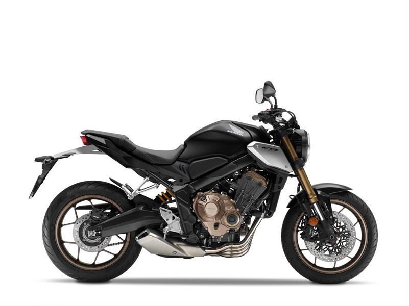 Model update 2021 Honda CB650R 5 Model update 2021 Honda CB650R new fork and Euro 5!