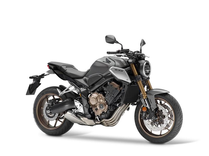 Model update 2021 Honda CB650R 7 Model update 2021 Honda CB650R new fork and Euro 5!