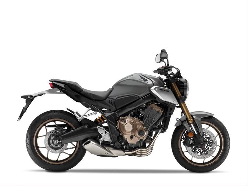 Model update 2021 Honda CB650R 8 Model update 2021 Honda CB650R new fork and Euro 5!