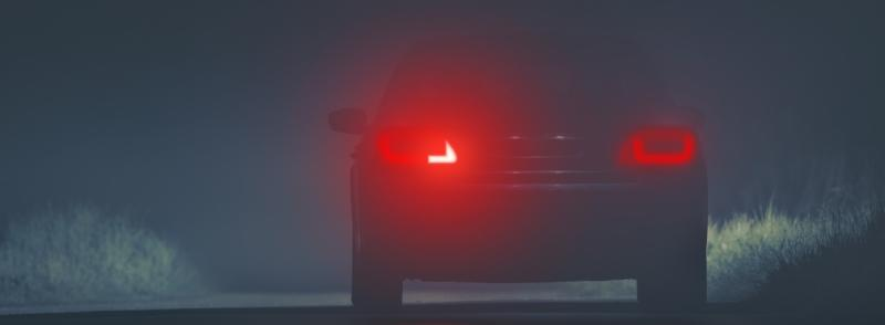 Nebelschlussleuchte Nebelleuchte Die 10 häufigsten Fehler von Autofahrern im Winter