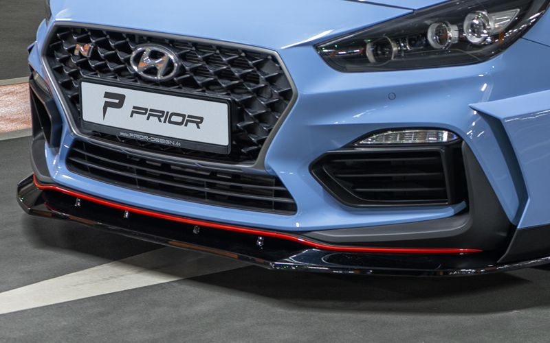 PDN30X Ultra Widebody Kit Prior Design Hyundai I30N 1 Fertig: Hyundai i30N Widebody vom Tuner Prior Design!