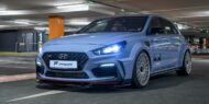 PDN30X Ultra Widebody Kit Prior Design Hyundai I30N 10 190x95 Fertig: Hyundai i30N Widebody vom Tuner Prior Design!
