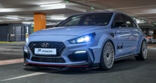 PDN30X Ultra Widebody Kit Prior Design Hyundai I30N 10 310x165 Video: RED TO BLACK HyperShift Lackierung am Audi RS7
