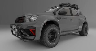 PRIOR Design   Dacia Duster 4x4 OFFROAD Widebody 16 14 screenshot 310x165 Erst tief, jetzt hoch! Widebody Dacia Duster by Prior Design!