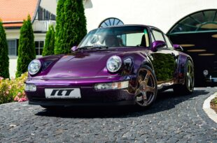 Porsche 911 965 RUF RCT Evo Restomod Header 310x205 Porsche 911 (964) as RUF RCT Evo with 420 PS & 570 NM!