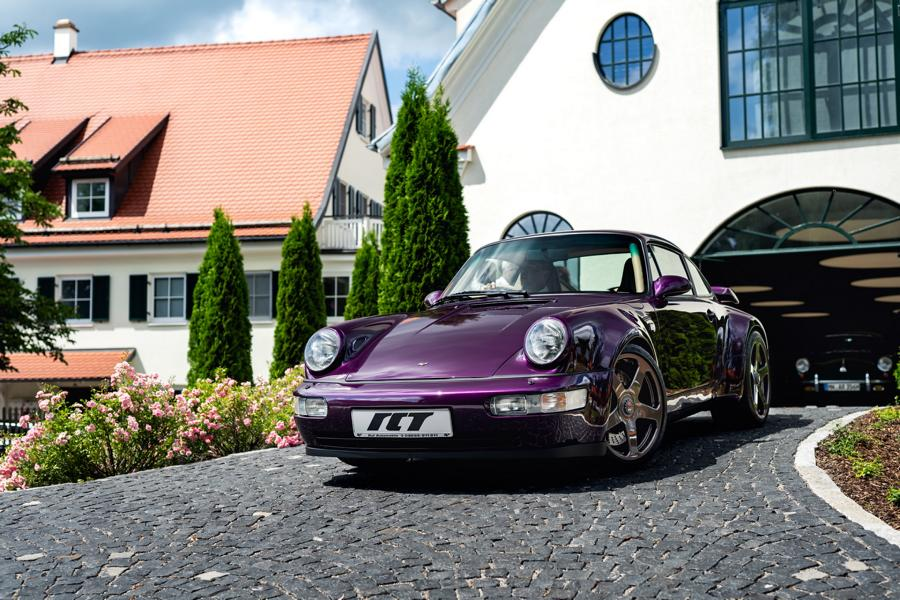 Porsche 911 978 RUF RCT Evo Restomod Tuning Porsche 911 (964) as RUF RCT Evo with 420 PS & 570 NM!