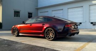 RED TO BLACK HyperShift Lackierung Audi RS7 38 310x165 Video: RED TO BLACK HyperShift Lackierung am Audi RS7