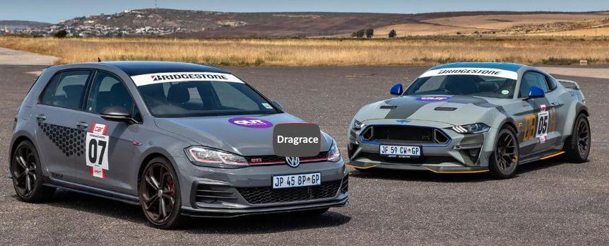 RTR Ford Mustang Spitfire vs. VW Golf GTI TCR Video: RTR Ford Mustang Spitfire vs. VW Golf GTI TCR!