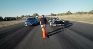 RTR Mustang Audi RS3 Drag race 1 310x165 Video: RTR Mustang sweats against the Audi RS3!