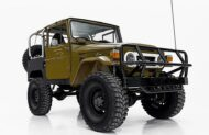 Restomod 1976 Toyota FJ40 Land Cruiser Bad Boy Offroader 5 190x123 Gewaltig: 1976 Toyota FJ40 Land Cruiser als Bad Boy Offroader!