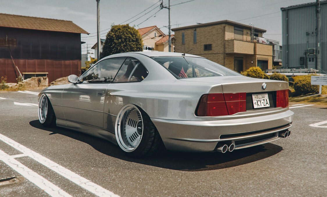 Rotiform Airride Widebody BMW 850CSi E31 3 1 e1607948334600 Rendering eines BMW 850CSi (E31) von Khyzyl Saleem!