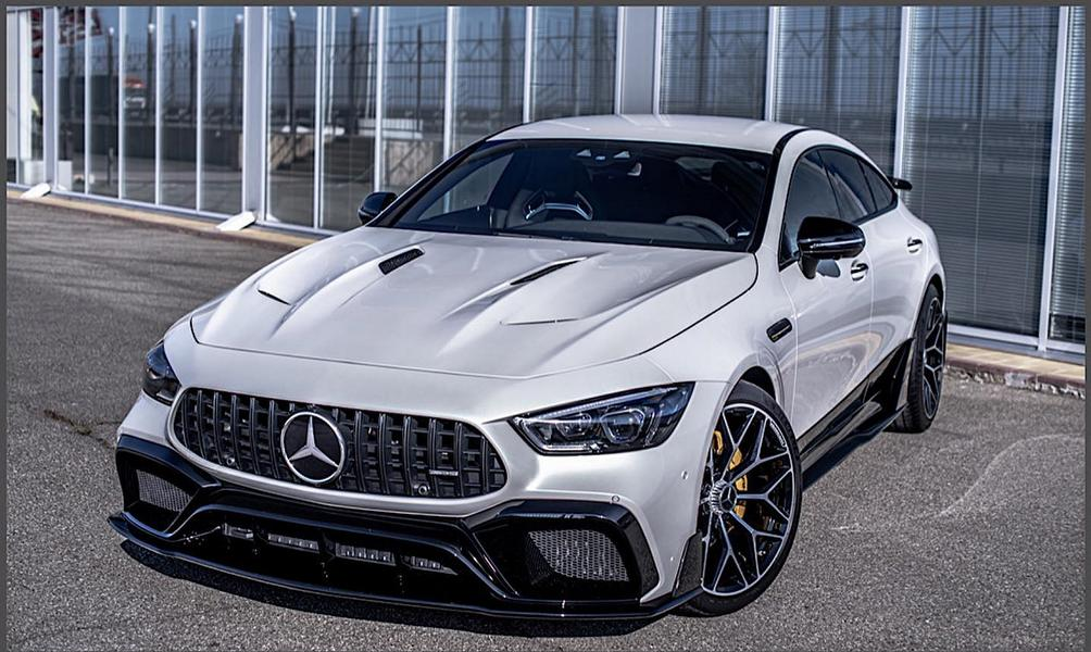 "SCL Global Concept Diamant GT Mercedes AMG GT 63 S X290 Tuning 18 SCL Global Concept ""Diamant GT"" Mercedes AMG GT 63 S!"