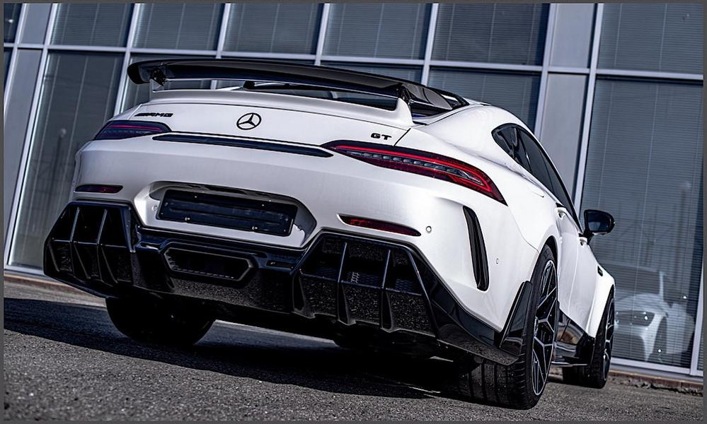 "SCL Global Concept Diamant GT Mercedes AMG GT 63 S X290 Tuning 19 SCL Global Concept ""Diamant GT"" Mercedes AMG GT 63 S!"