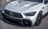 "SCL Global Concept Diamant GT Mercedes AMG GT 63 S X290 Tuning 20 155x93 SCL Global Concept ""Diamant GT"" Mercedes AMG GT 63 S!"