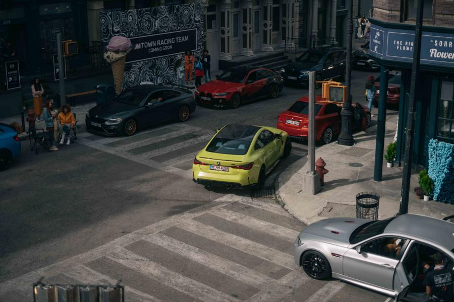 "The Drop M Town 2020 BMW 4 ""The Drop"" lädt die BMW M Community nach ""M Town"" ein!"