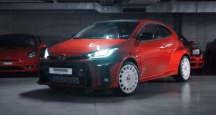 Toyota GR Yaris on OZ Rally Racing wheels 310x165 Video: 261 PS Toyota GR Yaris on OZ Rally Racing wheels!