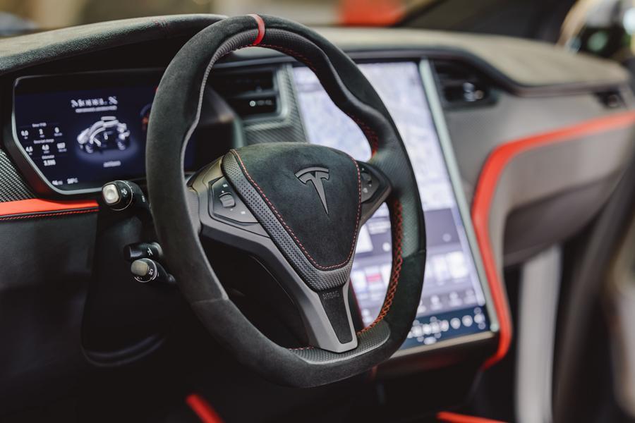 Vilner Garage Interieur Tuning Tesla Model X 2 Vilner Garage Interieur Tuning für das Tesla Model X!