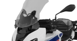 Wunderlich MARATHON windshield 2 310x165 Wunderlich cylinder head protection for the BMW R 1250 GS!