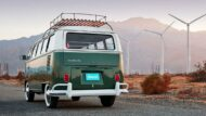Zelectric Motors 1966 VW Bus Omaze E drive 7 190x107 Zelectric Motors 1966 VW Bus will be raffled by Omaze!