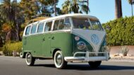 Zelectric Motors 1966 VW Bus Omaze E drive 9 190x106 Zelectric Motors 1966 VW Bus will be raffled by Omaze!