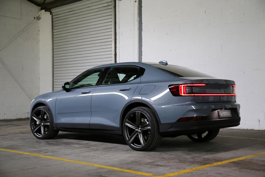 heico sportiv Tuning Polestar 2 3 Heico Sportiv shows first tuning parts for the Polestar 2!