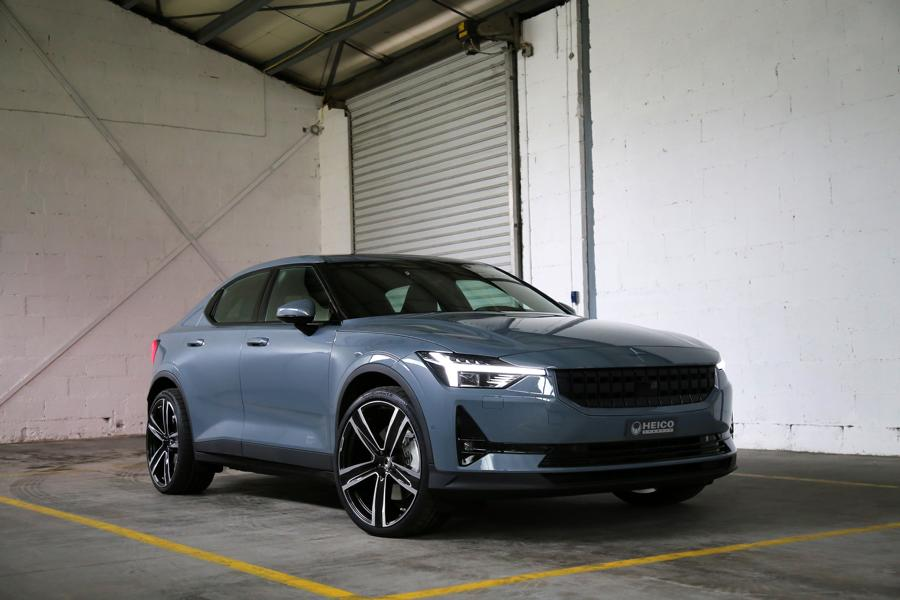 heico sportiv Tuning Polestar 2 4 Heico Sportiv shows first tuning parts for the Polestar 2!