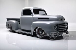 1950er Ford F 1 Friction Restomod Showtruck Friction 12 310x205 1950er Ford F 1 Friction Restomod als Showtruck!