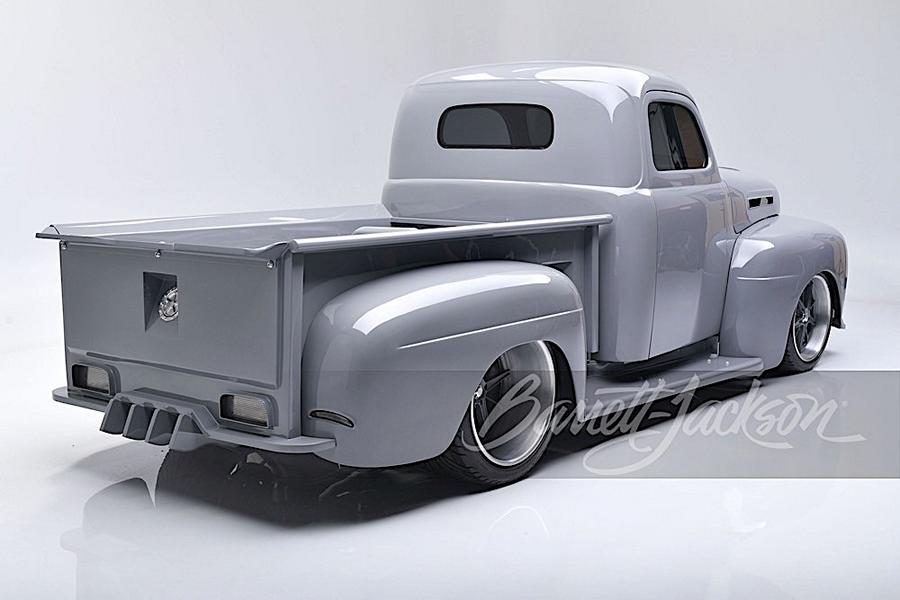 1950s Ford F 1 Friction Restomod Showtruck Friction 3 1950s Ford F 1 Friction Restomod as a showtruck!