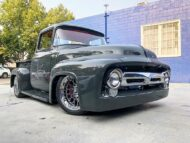 1956 Ford F 100 Pickup Restomod mit Coyote V8 3 190x143 Video: 1956 Ford F 100 Pickup Restomod mit Coyote V8!