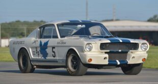 1965 Ford Shelby Mustang GT350R SCCA B Production racing car 13 310x165 Classic: Dodge Shelby Omni GLHS from Carroll Shelby!