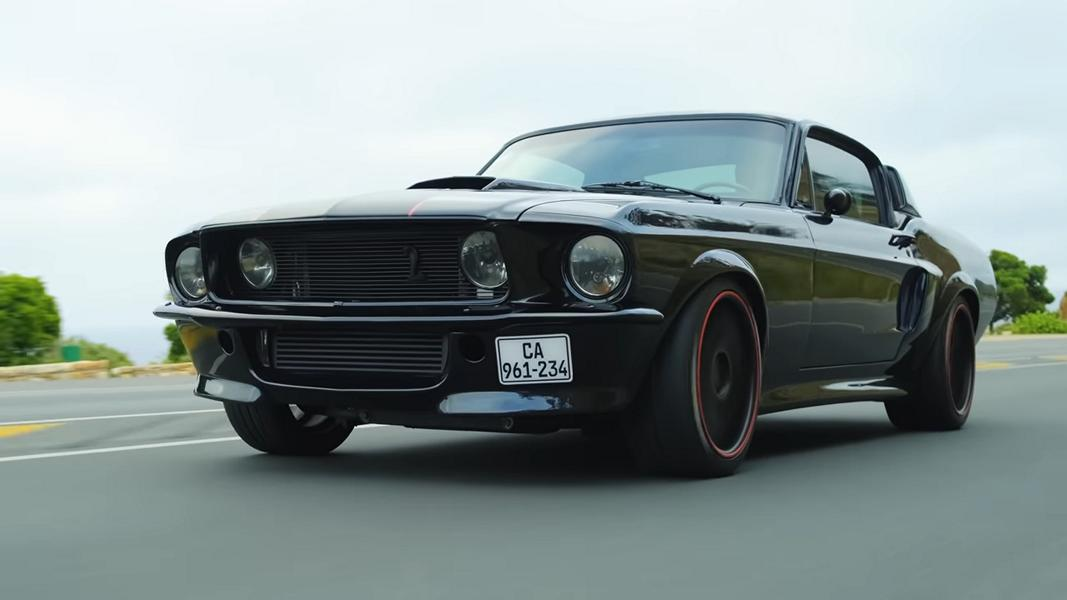 1967 Mustang Restomod Tuning 21 Video: Mehr Power als der GT500   1967 Mustang Restomod!