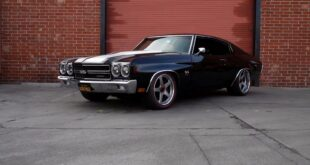 1970 Chevrolet Chevelle SS Restomod Big Block V8 Tuning 2 310x165 Video: 1970 Chevrolet Chevelle SS mit 505 Big Block V8!