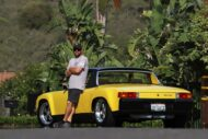 1970 Porsche 9146 Restomod lemon yellow widebody 2 190x127 1970 Porsche 914/6 Restomod in lemon yellow with 270 hp!