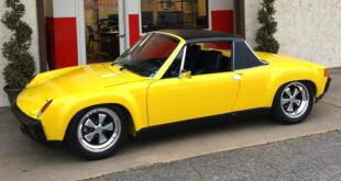 1970er Porsche 9146 Restomod Zitronengelb Widebody Header 310x165 Video: Fliegender 2021 RAM 1500 TRX Pickup Truck!