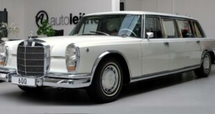1975 Mercedes Benz 600 Pullman Header 310x165 1975 Mercedes Benz 600 Pullman is for sale!