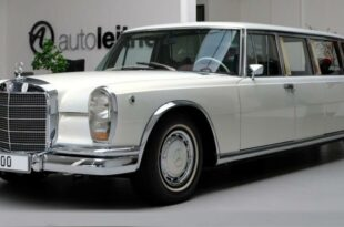 1975 Mercedes Benz 600 Pullman Header 310x205 1975 Mercedes Benz 600 Pullman is for sale!
