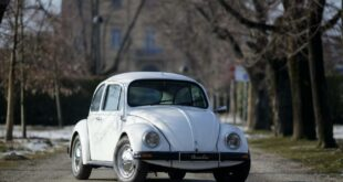 1978 VW Beetle armor Beetle bulletproof 2 310x165 1978 VW Beetle with 34 hp and armor will be auctioned!