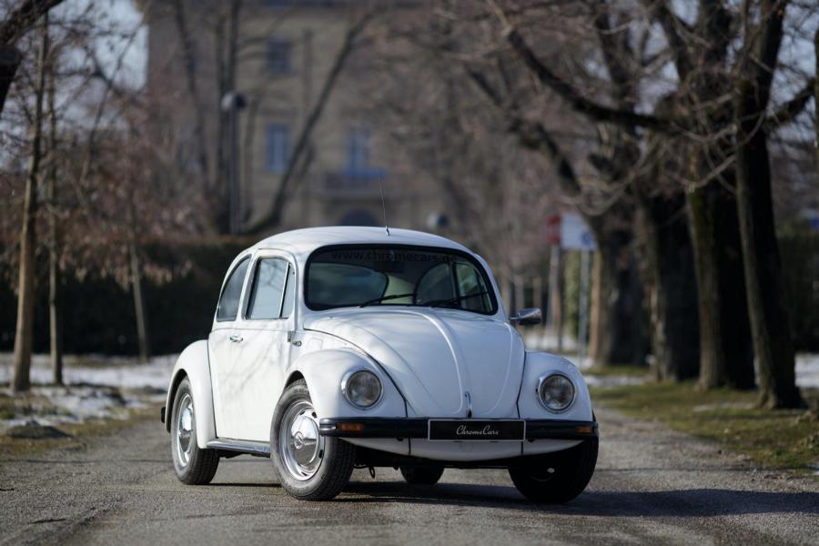 1978er VW Kaefer Panzerung Beetle bulletproof 2 1978er VW Käfer mit 34 PS und Panzerung wird versteigert!