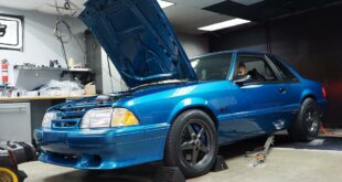 1992 Ford Mustang Fox Body with Coyote V8 engine 310x165 Video: 1992 Ford Mustang Fox Body with Coyote V8 engine!
