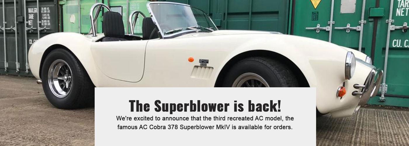 2021 AC Cobra 378 Superblower V8 MKIV 12 2021 AC Cobra 378 Superblower V8 (MKIV)   am Leben!