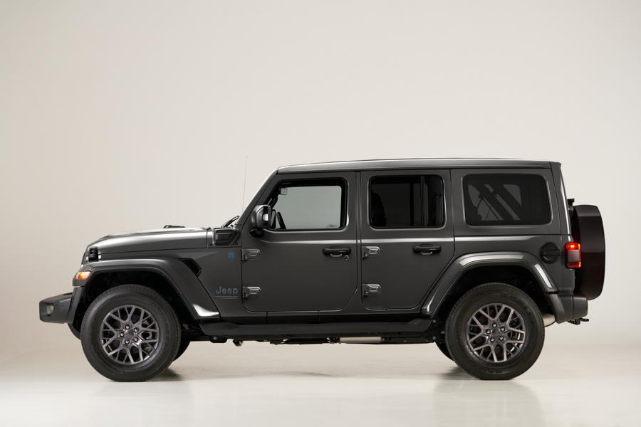 """2021 First Edition Jeep Wrangler 4xe Tuning 4 Start of the 2021 """"First Edition"""" of the new Jeep Wrangler 4xe"""