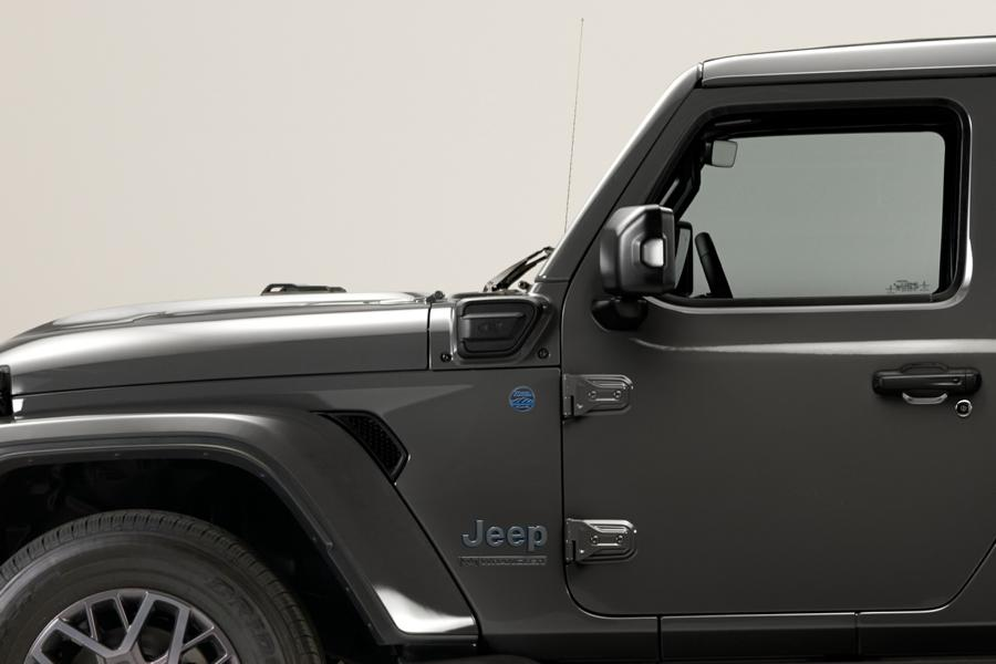 "2021 First Edition Jeep Wrangler 4xe Tuning 5 Start der 2021 ""First Edition"" des neuen Jeep Wrangler 4xe"