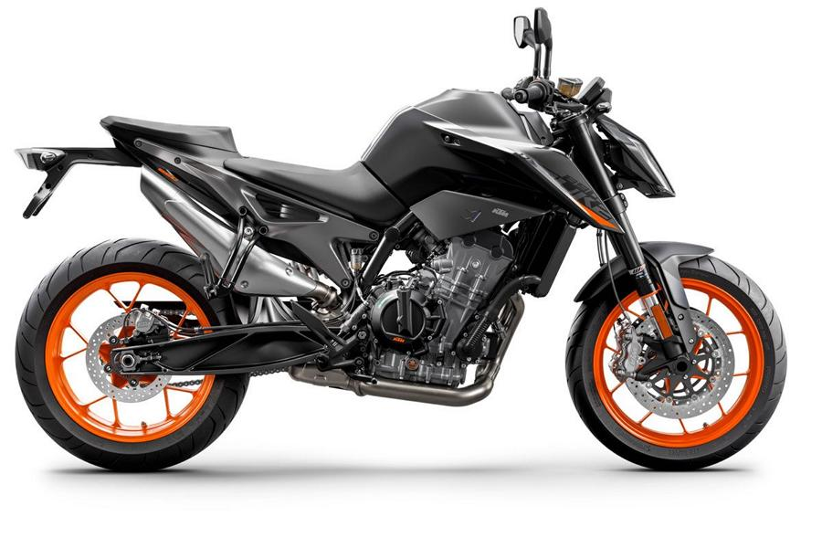 2021 KTM 890 Duke 6 A little sharpened the 2021 KTM 890 Duke is here!