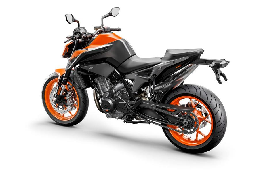 2021 KTM 890 Duke 7 A little sharpened the 2021 KTM 890 Duke is here!