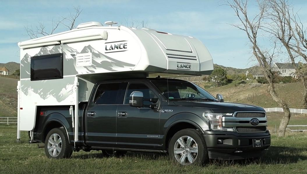 2021 Lance 650 Camper for Pickups 5 Practical the 2021 Lance 650 Camper for Pickups!