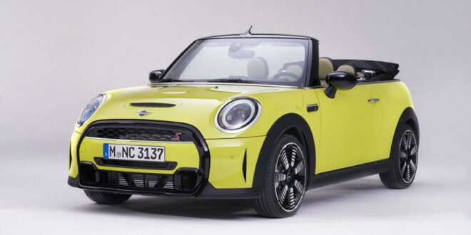 2021 Mini 3-door, 5-door and the new Mini Cabrio!