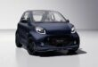 EV-Blickfang: 2021 smart EQ fortwo edition bluedawn!