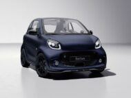 2021 smart EQ fortwo edition bluedawn 1 190x143 EV Blickfang: 2021 smart EQ fortwo edition bluedawn!