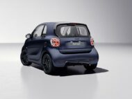 2021 smart EQ fortwo edition bluedawn 3 190x143 EV Blickfang: 2021 smart EQ fortwo edition bluedawn!